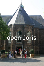 open joris b